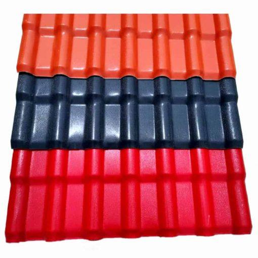 Ngói nhựa ASA / PVC