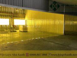 Cửa nhựa PVC chống côn trùng