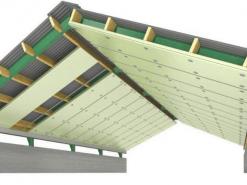 Gạch mát [GACHMAT] sự lựa chọn tối ưu cho tường, vách, trần
