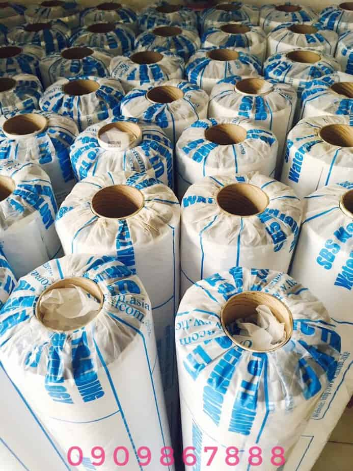 Vật Liệu Xanh Hiệp Thành - đơn vị nhập khẩu và cung cấp giấy dầu Hàn Quốc tại Quận 12, HCM