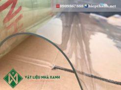 Màng nhựa PVC trong suốt được sử dụng rộng rãi trong nhiều lĩnh vực