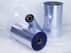 Cuộn màng nhựa pvc trong cứng định hình sản phẩm